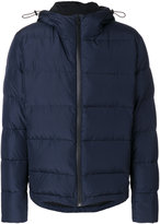 MSGM hooded down jacket - men - Feather Down/Polyamide/Polyester - 46