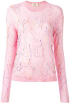 Ports 1961 multi threads sweatshirt
