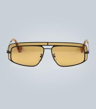 Loewe Double-frame sunglasses