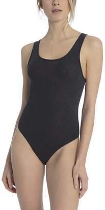 Calida Women's 16027 Vest - Black - UK 18