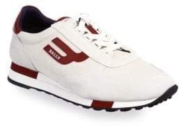 Bally Gavino Retro Runner Low-Top Sneakers