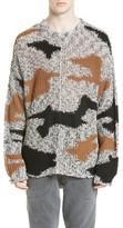 Drifter Men's Contenential Mixed Sweater