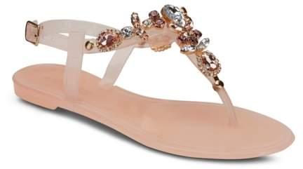 OLIVIA MILLER Pop Rox Jelly Sandal