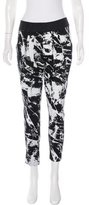 Helmut Lang Terra Patterned Pants w/ Tags