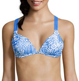 Arizona Mix & Match Molded Bra Push Up Swim Top - Juniors