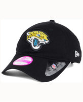 New Era Women's Jacksonville Jaguars Team Glisten 9TWENTY Cap