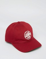Levis Levi's Baseball Cap In Red
