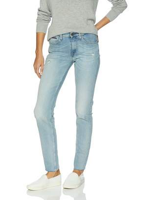 Tommy Hilfiger Tommy Jeans Women's Mid Rise 1972 Slim Fit Jeans