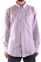 Marithé + François Girbaud Men's Multicolor Cotton Shirt.