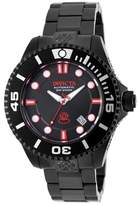 Invicta Men's 19809 Pro Diver Automatic Three Hand Dial Watch - Black