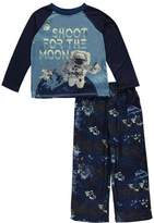 "Komar Kids Big Boys' ""Shoot for the Moon"" 2-Piece Pajamas"