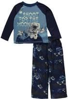 "Komar Kids Little Boys' ""Shoot for the Moon"" 2-Piece Pajamas"