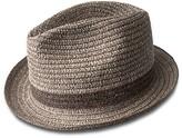 Bailey Of Hollywood Truro Chevron Straw Hat