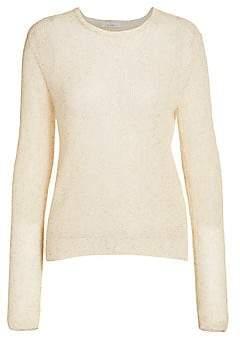 Max Mara Women's Teheran Cloud Knit Mohair-Blend Sweater