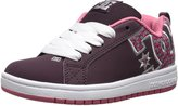DC Court Graffik SE Youth Shoes Skate Shoe (Little Kid/Big Kid)