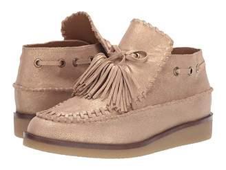 Aerosoles Martha Stewart Shirley (Silver Metallic) Women's Boots