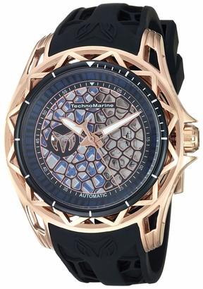 Technomarine Automatic Watch (Model: TM-318051)