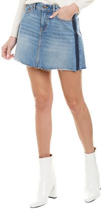 The Kooples Denim Mini Skirt