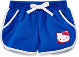 Hello Kitty French Terry Shorts - Preschool Girls 4-6x