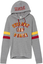 PINK Iowa State University Crossover Pullover Hoodie