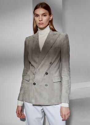 Ralph Lauren Camden Lamb-Suede Jacket
