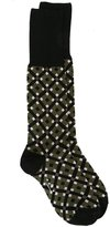 Marni Tracery intarsia socks - women - Cotton/Nylon - S