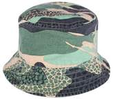 Circo Toddler Boys' Camo Bucket Hat Green