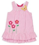 Florence Eiseman Toddler's & Little Girl's Floral Striped Dress