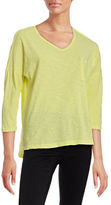 Lord & Taylor Pullover Dolman Tee