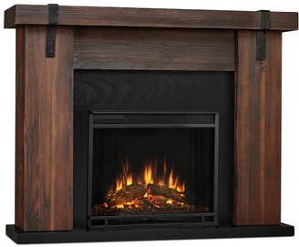 Pottery Barn Real Flame Aspen Electric Fireplace