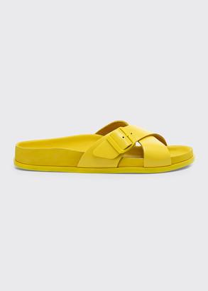 Birkenstock Siena Crisscross Buckle Slide Sandals