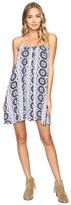 Roxy Windy Fly Away Print Dress Cover-Up