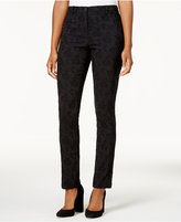 Style&Co. Style & Co Jacquard 5-Pocket Pants, Created for Macy's