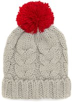 Swell Whistler Cable Pom Pom Beanie