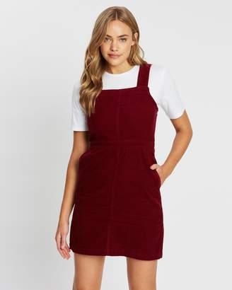 Dorothy Perkins Corduroy Pinafore Dress