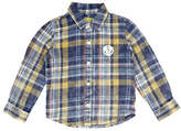 Guess Woven Checked Shirt