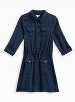 Splendid Sandwash Shirt Dress