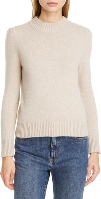 Co Essentials Cashmere Crop Sweater