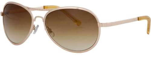 Charlotte Russe Metal Aviator Sunglasses