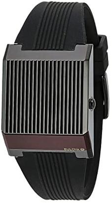 Bulova Computron - 98C135 (Black) Watches