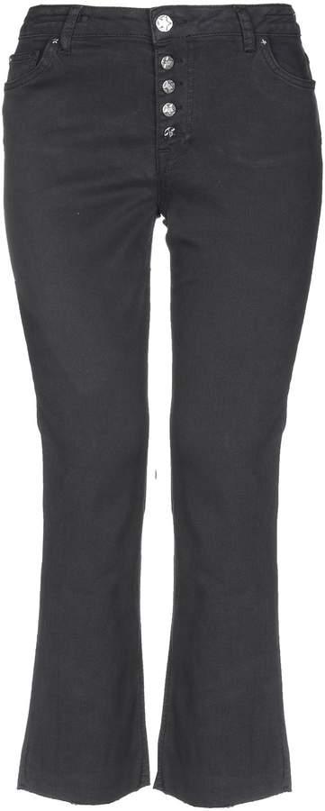 Silvian Heach Denim pants - Item 42700748AF
