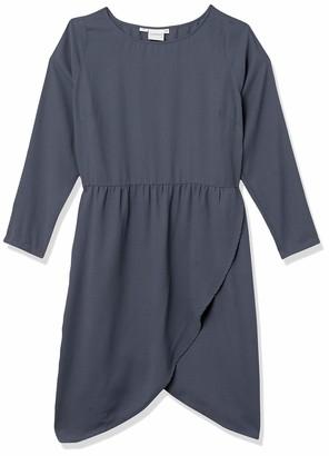 Junarose Women's Plus Size Carin Long Sleeve Dress