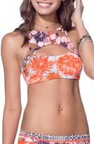 Maaji Women's Actors 'N Directors Reversible Bikini Top
