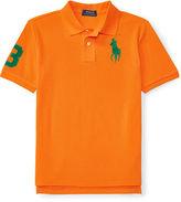 Ralph Lauren Custom Fit Mesh Polo