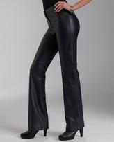 Shape fx® Leather Control Pants