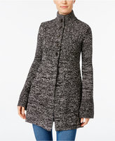 Style&Co. Style & Co. Cable-Knit Marled Cardigan, Only at Macy's