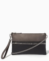 Charming charlie Chained Up Wristlet