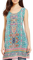 Tolani Rita Sleeveless Tunic