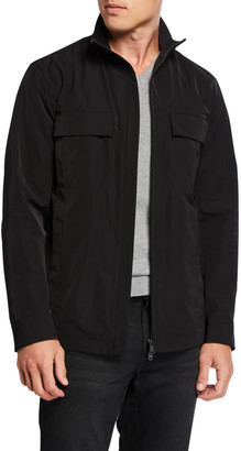 Theory Men's Everett Foundation Tech Jacket