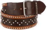 Kenzo Studded Leather Belt